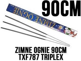 Zimne Ognie 90cm TXF787 - 60 sztuk (20 opakowań)