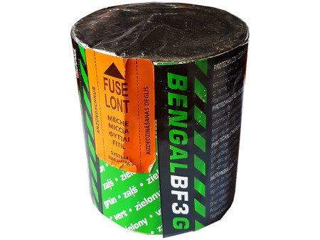 Ogień Bengalski (Flesh) BF3/G - zielony