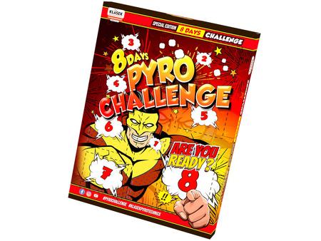8 days Pyro challenge P8DCH