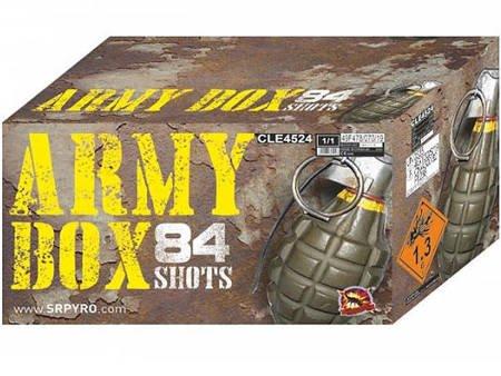 """Army Box CLE4524 - 84 strzały 1.2""""/2"""""""