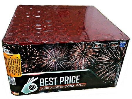 """Best Price C10025BP - 100 strzałów 1"""""""