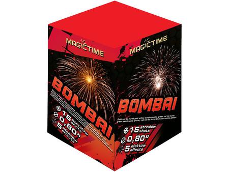 """Bombai P7059 - 16 strzałów 0.8"""""""