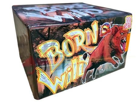 "Born Wild CLE4137B - 100 strzałów 1"""