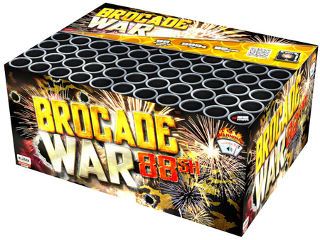 """Brocade War C8825BR - 88 strzałów 1"""""""
