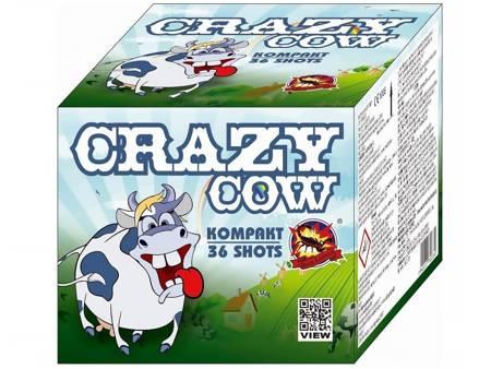 """CRAZY COW CLE4033 - 36 strzałów 1"""""""