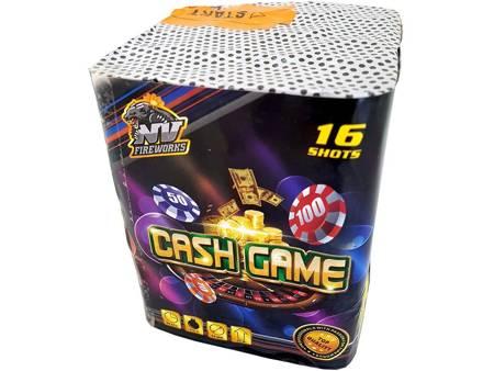 "Cash Game NV2016-1 - 16 strzałów 0.8"""