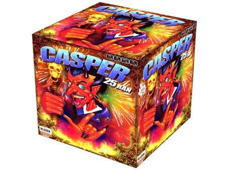 """Casper C2525C - 25 strzałów 1"""""""