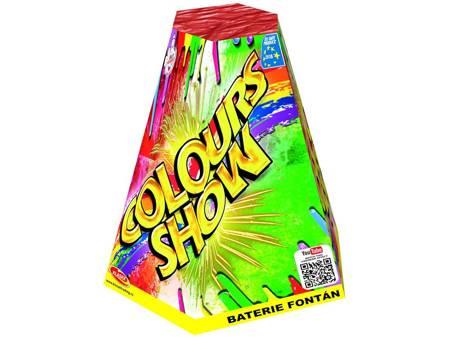 Colours Show F12C - 60 sekund