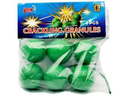 Crackling Granules PS-F1-S003 - 6 sztuk