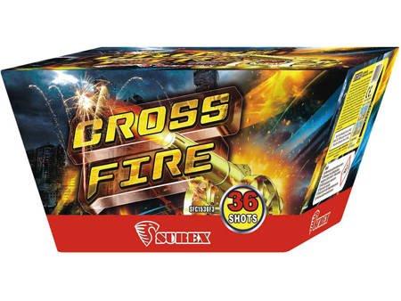 """Cross Fire SFC1536F3 - 36 strzałów 1"""""""