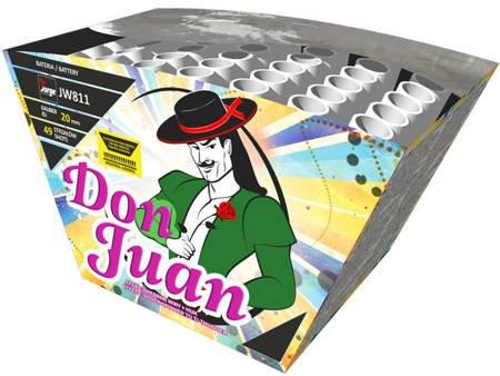 "Don Juan JW811 - 49 strzałów 0.8"""