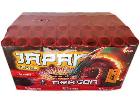 """Dragon - Japan Series - CS7379B - 50 strzałów 1.2"""""""