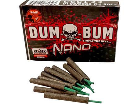 Dumbum nano P1DB - 40 sztuk