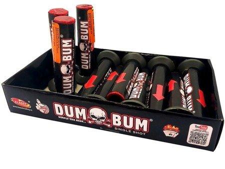Dumbum single shot SS20D 20mm - 10 sztuk