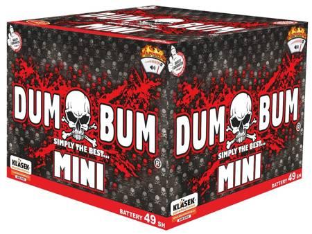 """Dumbum (titanium salute) C4925D - 49 strzałów 1"""""""