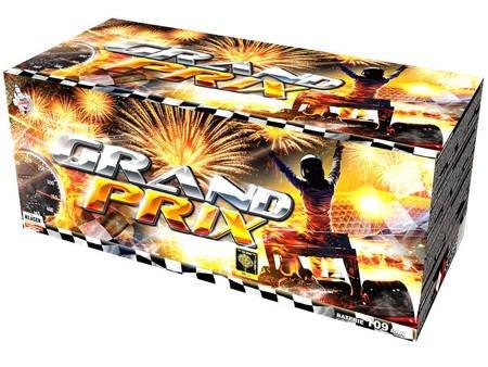 Grand Prix C109MG - 109 strzały MIX