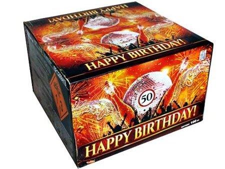 """Happy Birthday C1003VS/C - 100 strzałów 1.2"""""""