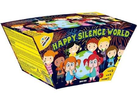 """Happy Silent World BB49-2001 - 49 strzałów 0.8"""""""