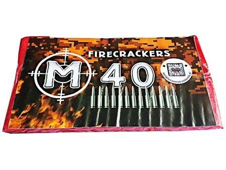 Karabinek Firecrackers M40 PXG205 - 40 strzałów