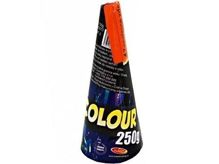 Kolorowy wulkan F250C 250g