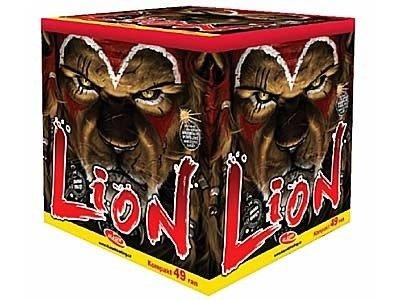 """Lion C493D - 49 strzałów 1.2"""""""