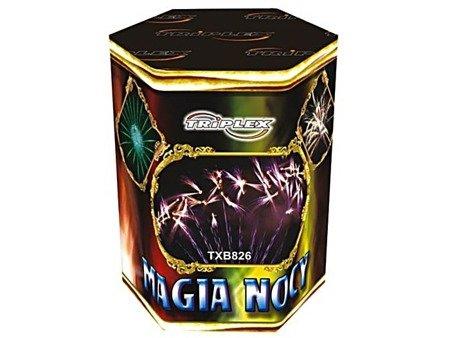 """Magia Nocy TXB826 - 19 strzałów 0.8"""""""