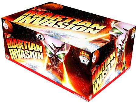 """Martian Invasion C8925M - 89 strzałów 1"""""""