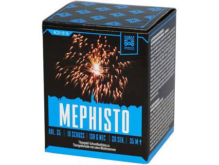 """Mephisto AC25-10-16 - 10 strzałów 1"""""""