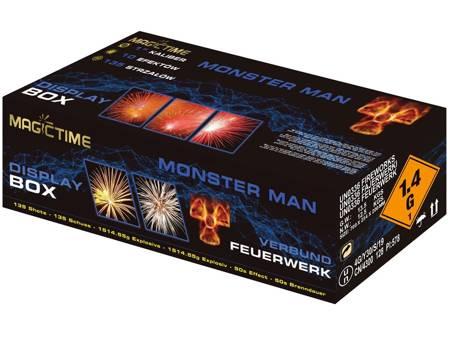 "Monster Man C7205 - 135 strzałów 1"""