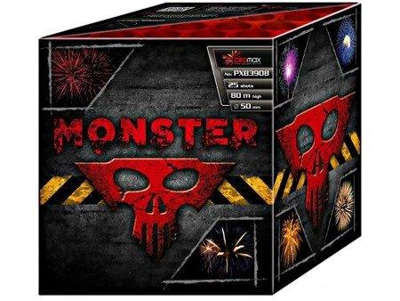 """Monster PXB3908 - 25 strzałów 2"""""""