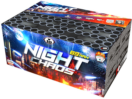 """Night Chaos C8925N - 89 strzałów 1"""""""