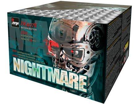 """Nightmare JW4078 - 100 strzałów 0.8"""""""