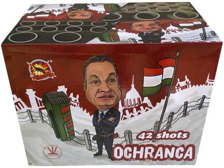 """Ochranca (Viktor Orbán) CLE4122 - 42 strzały 1.2""""/2"""""""