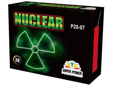 Petardy Nuclear P20-07 - 20 sztuk