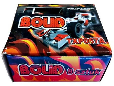 Petardy hukowe Bolid TXP067A - 8 sztuk