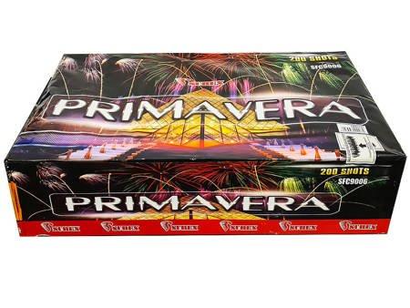 """Primavera SFC9006 - 200 strzałów 0.8"""""""