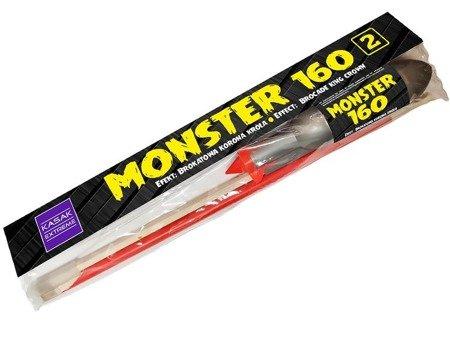 Rakieta Monster R160-02 - brocade king crown