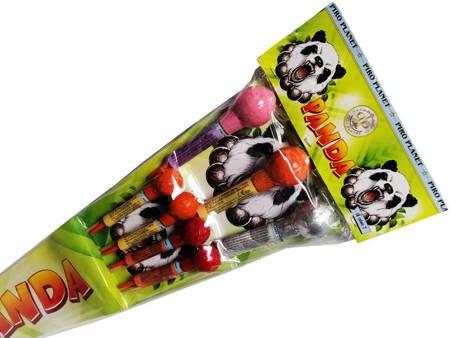 Rakiety Szelkowe Panda PM783 - 7 sztuk