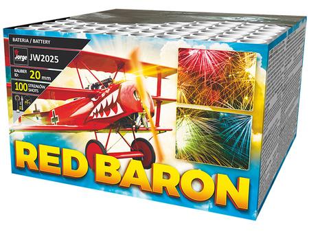 """Red Baron JW2025 - 100 strzałów 0.8"""""""