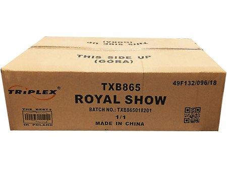 """Royal Show TXB865 - 238 strzałów 0.8""""-1.2"""""""