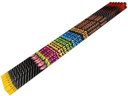 Rzymskie ognie Multicolor T6240 - 30 strzałów (12 sztuk)