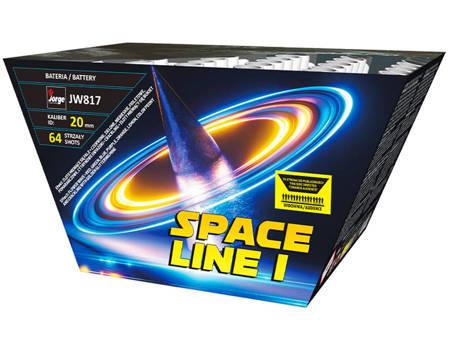 """SPACE LINE I JW817 - 64 strzały 0.8"""""""
