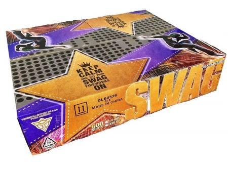 """SWAG CLE4526 - 600 strzałów 0.8"""""""