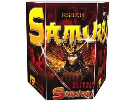 """Samuraj RSB734 - 19 strzałów 1"""""""