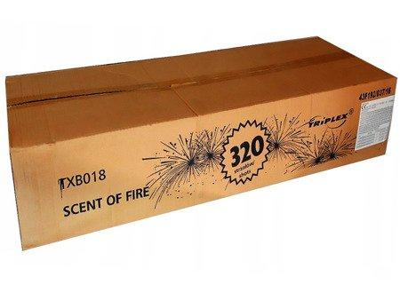 """Scent Of Fire TXB018 - 320 strzałów 0.8"""""""