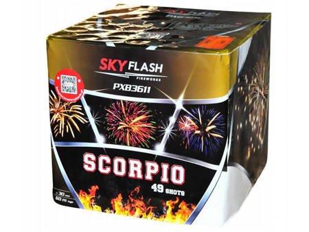 """Scorpio PXB3611 - 49 strzałów 1.2"""""""