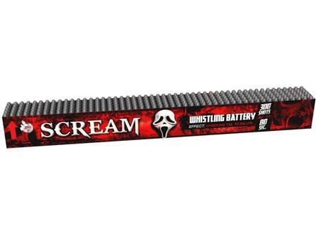 Scream 300 C30008R - 300 katiuszy