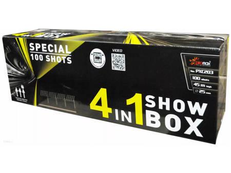 Show Box PXC203 - 100 strzałów 25mm