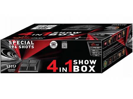 """Show Box Special PXC301 - 196 strzałów 1.2"""""""