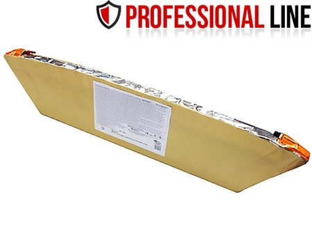 Single Line SR1930P - złote stroboskopowe crossetty